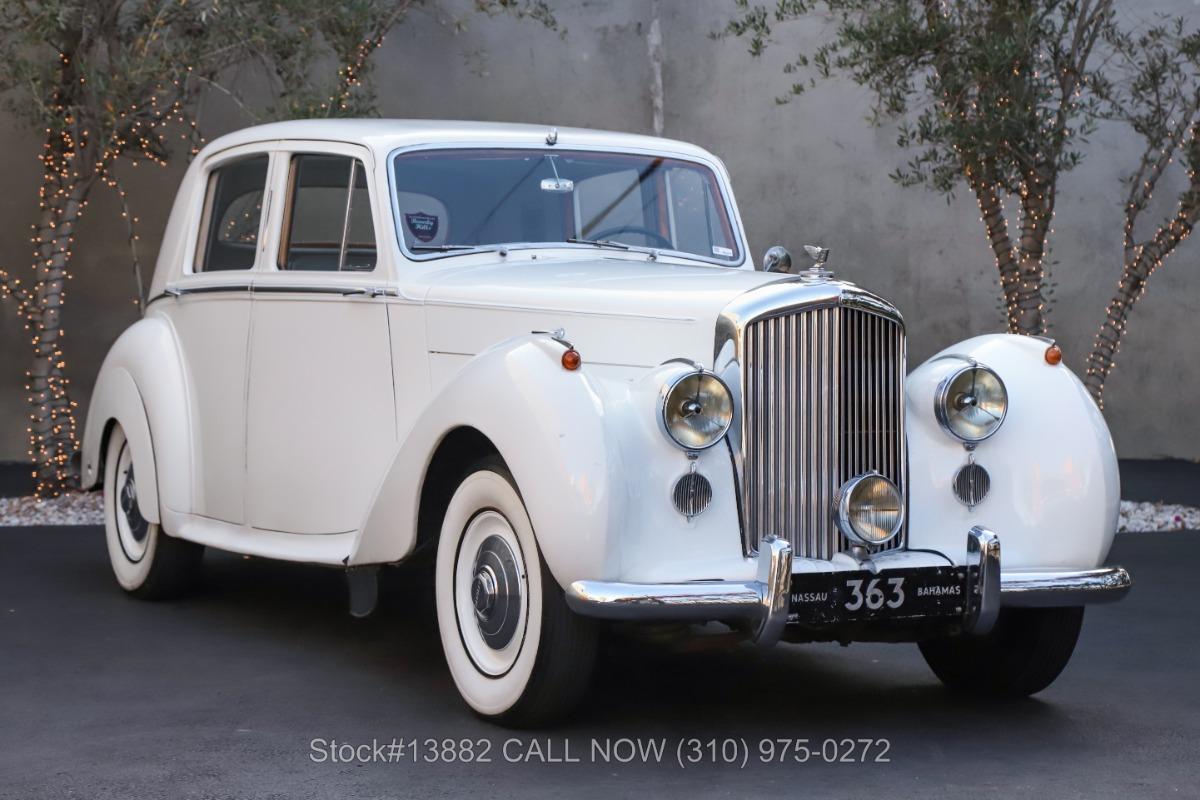 1951 Bentley Mark VI Left-Hand Drive