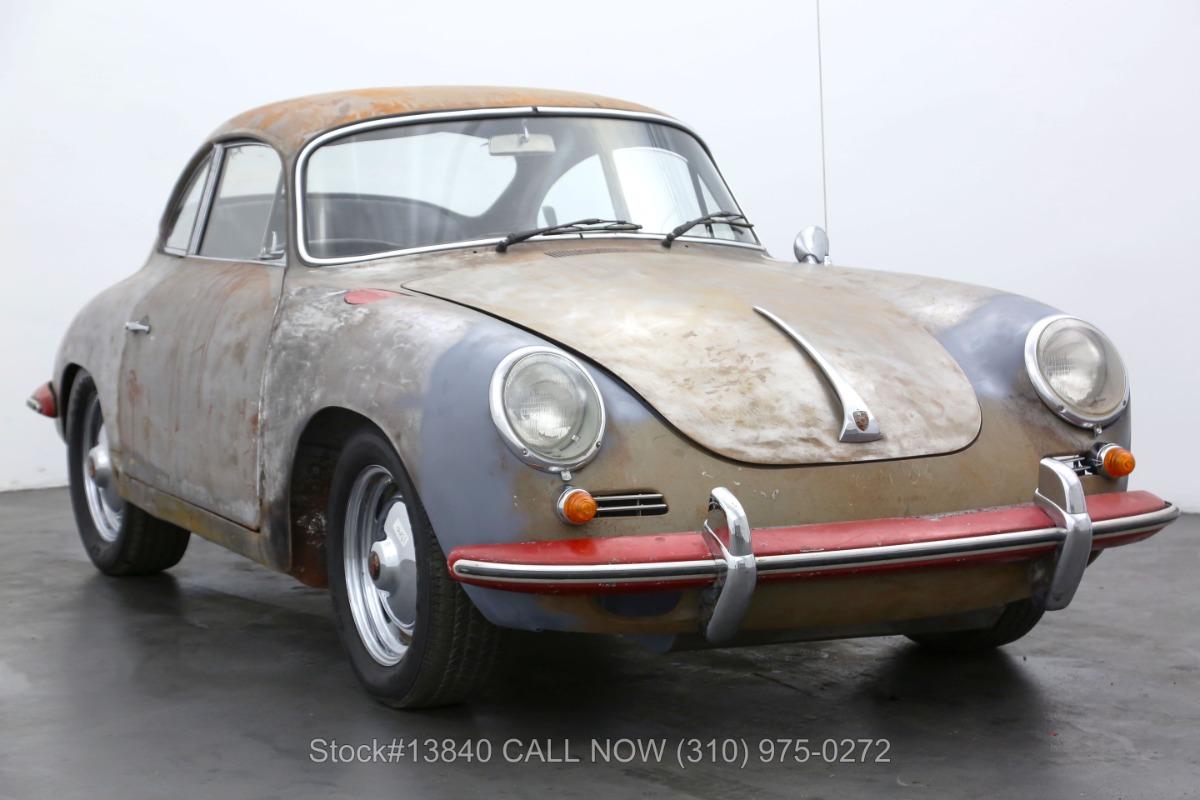 1962 Porsche 356B 1600 Super Coupe