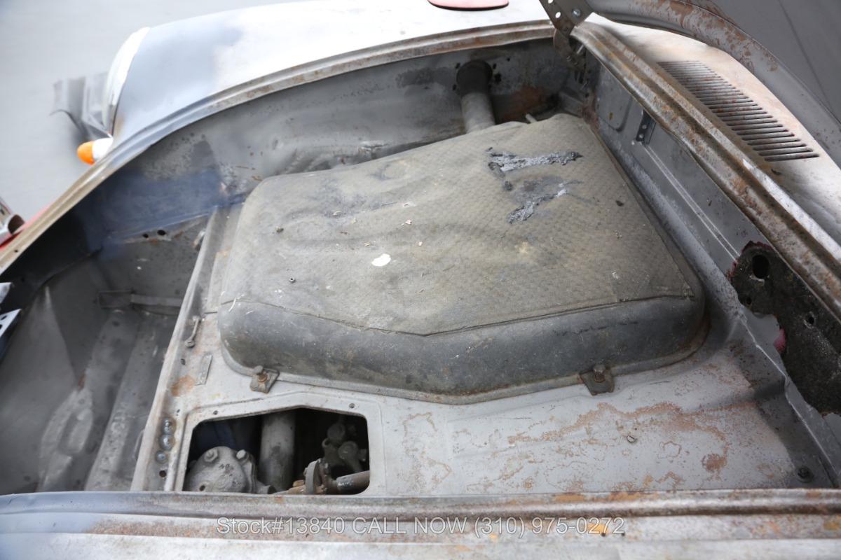 Used 1962 Porsche 356B 1600 Super Coupe   Los Angeles, CA