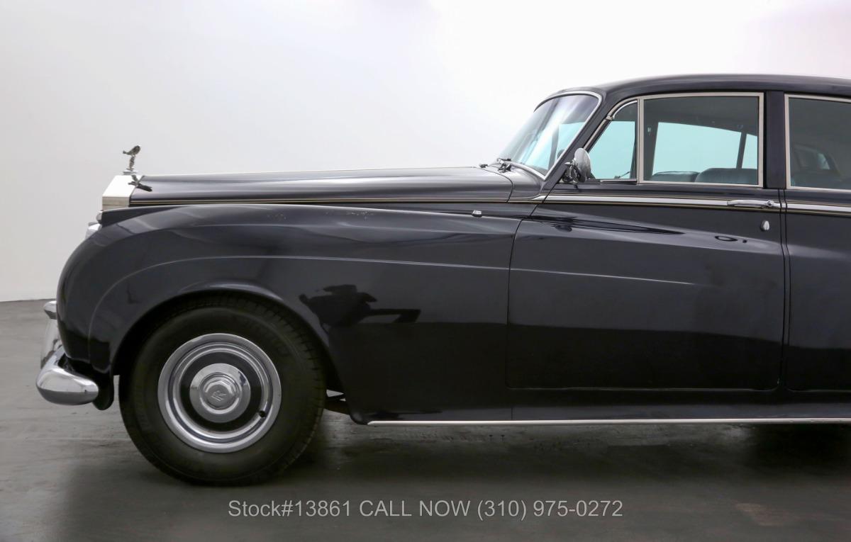 Used 1961 Rolls-Royce Silver Cloud II Left-Hand Drive   Los Angeles, CA
