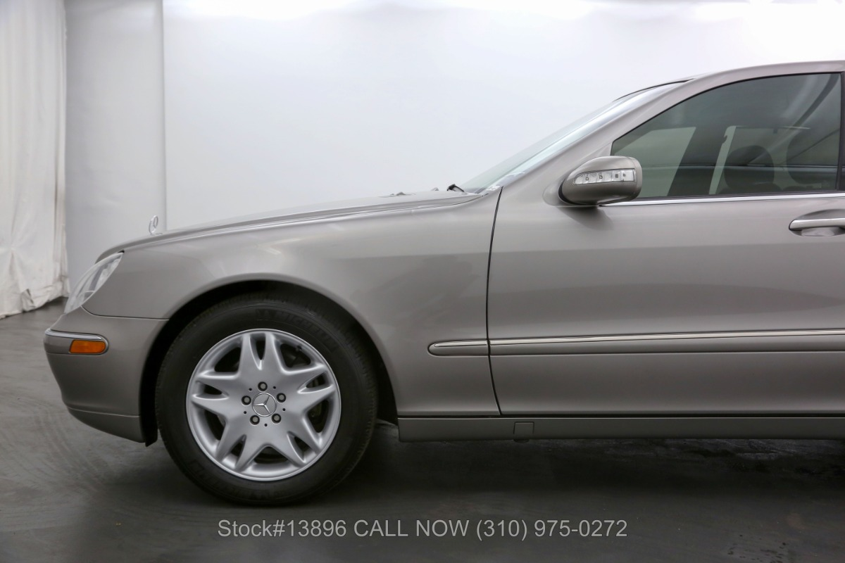 Used 2003 Mercedes-Benz S430    Los Angeles, CA
