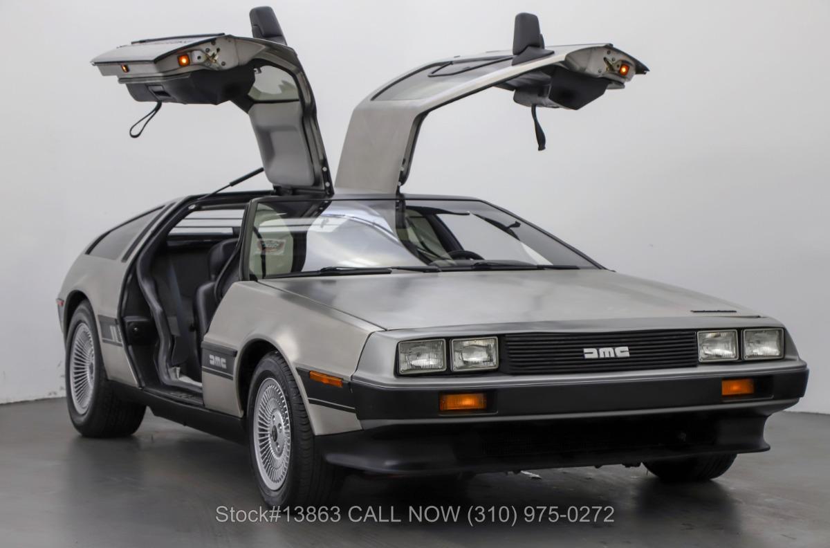 1983 DeLorean DMC