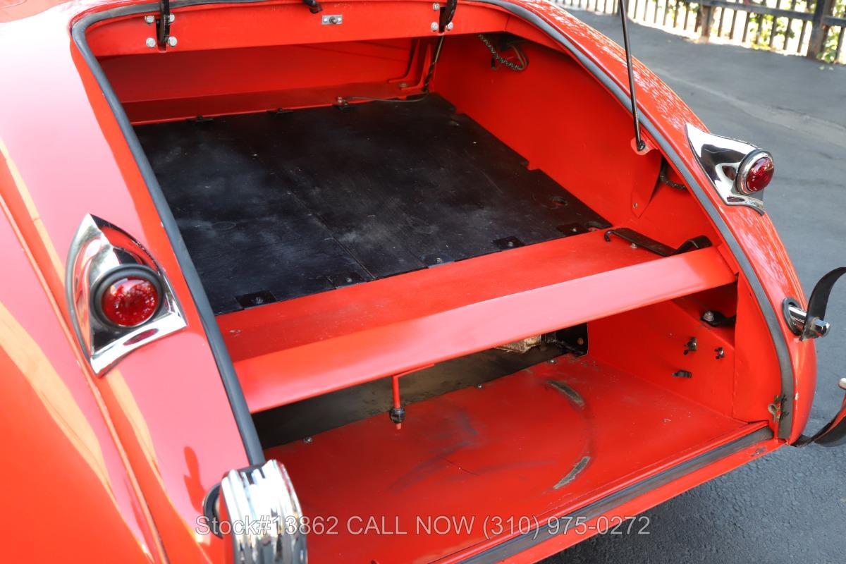 Used 1953 Jaguar XK120 Roadster   Los Angeles, CA
