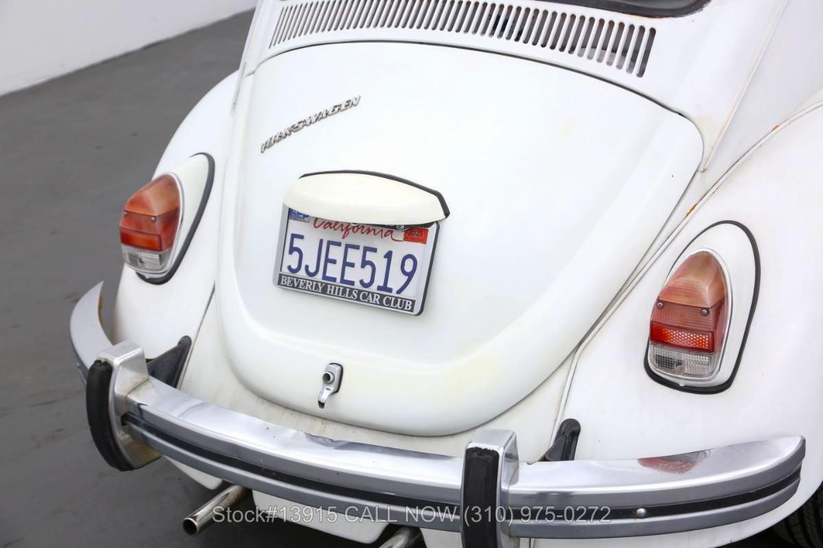 Used 1969 Volkswagen Beetle    Los Angeles, CA