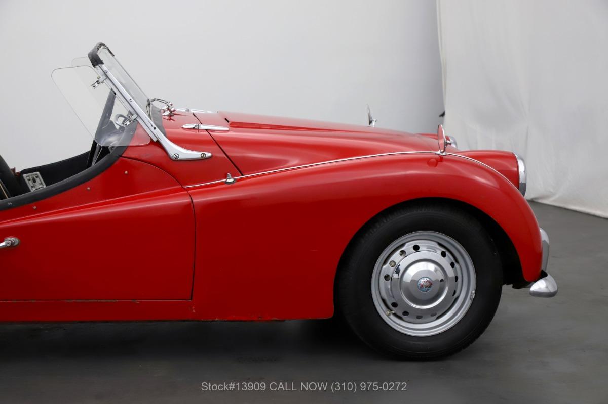 Used 1961 Triumph TR3    Los Angeles, CA