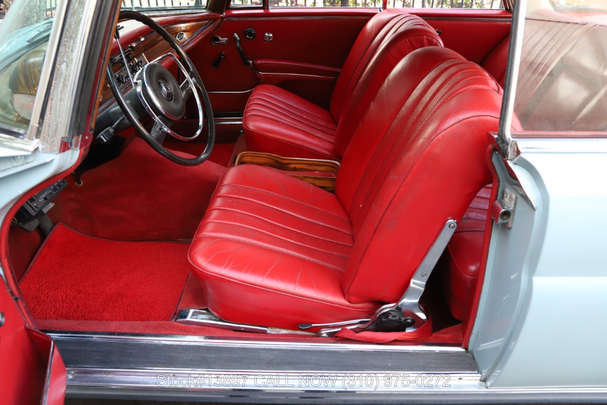 Used 1967 Mercedes-Benz 250SE Coupe   Los Angeles, CA
