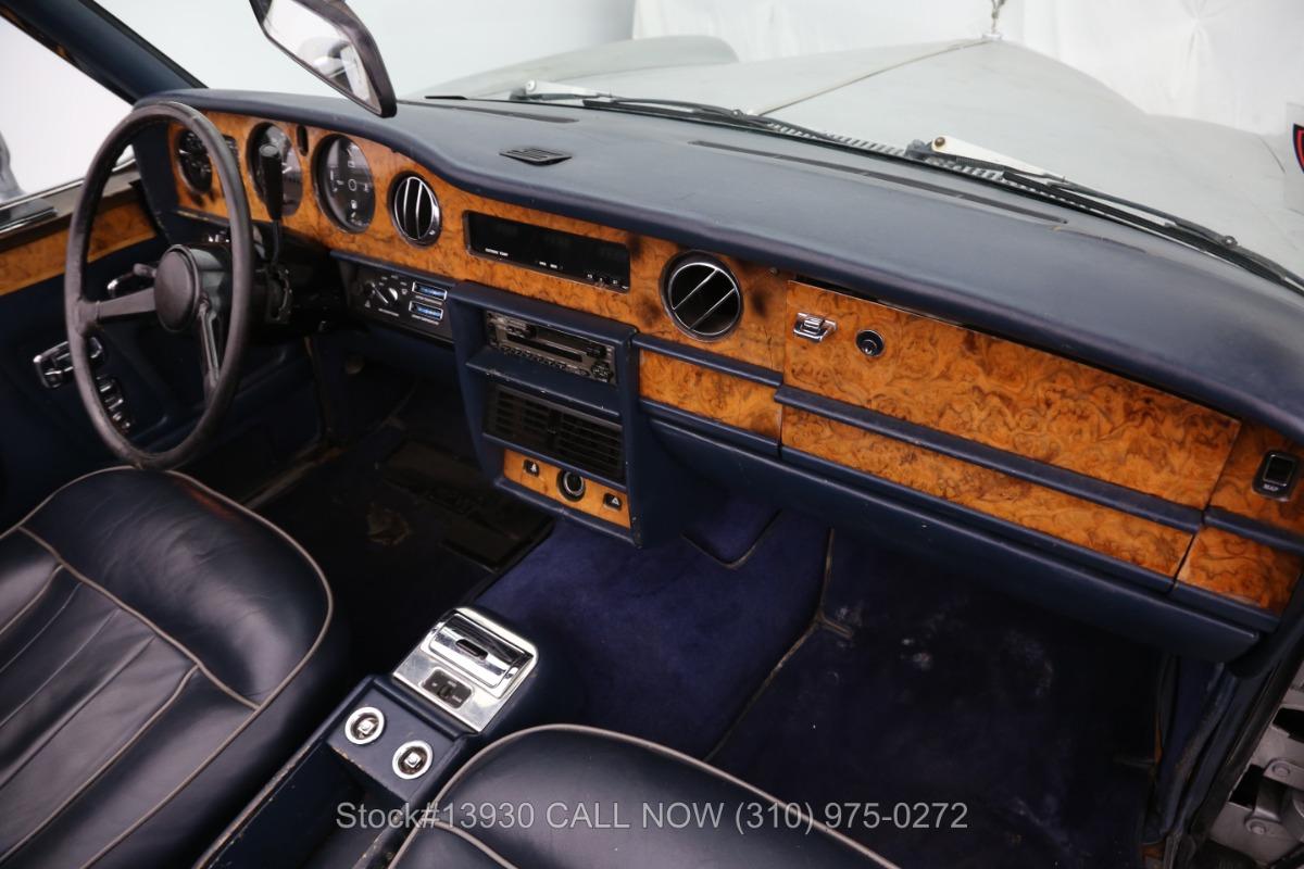 Used 1983 Rolls-Royce Corniche  | Los Angeles, CA