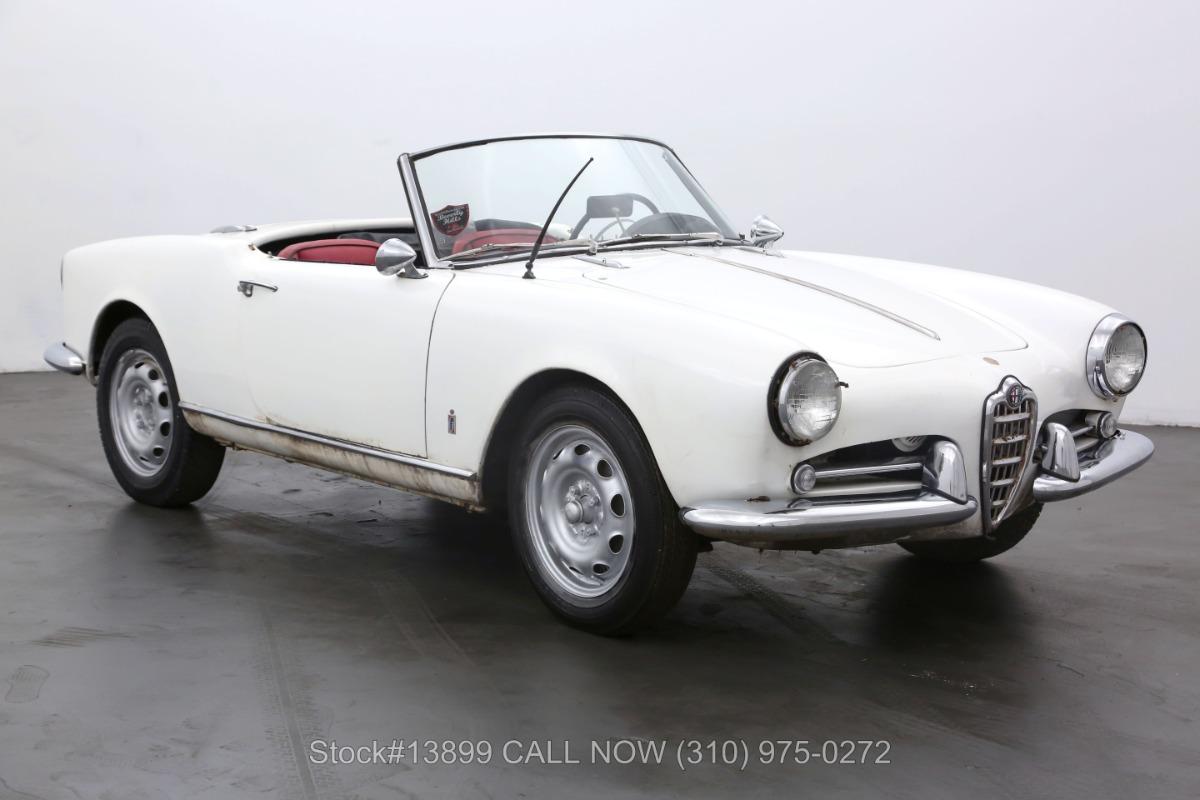 Used 1959 Alfa Romeo Giulietta Spider  | Los Angeles, CA