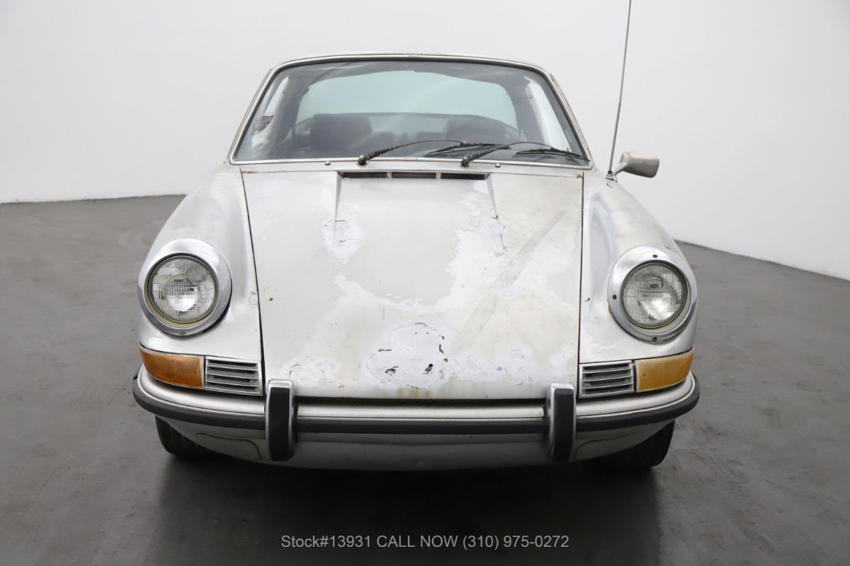 Used 1971 Porsche 911E Targa   Los Angeles, CA