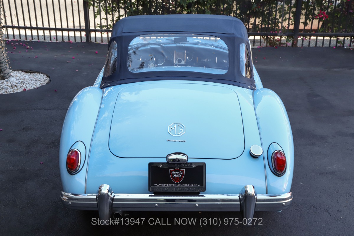 Used 1959 MG A Twin-Cam Roadster | Los Angeles, CA