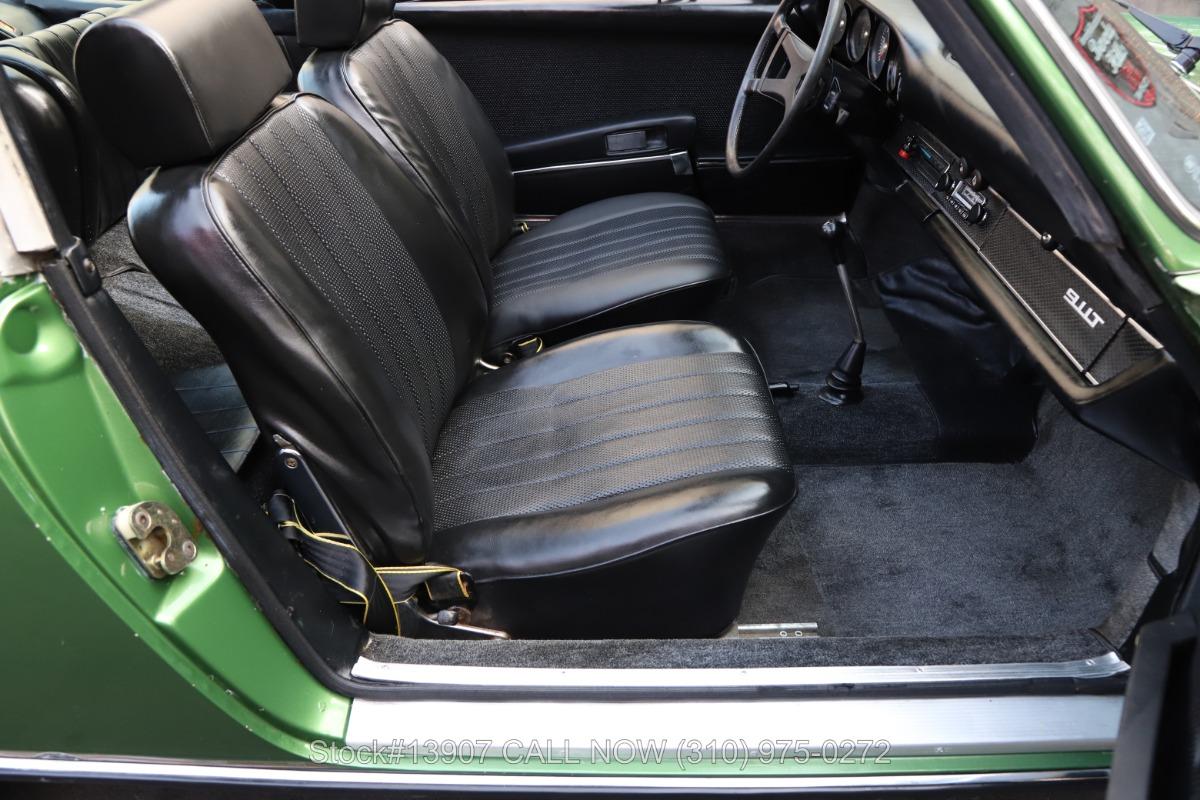 Used 1971 Porsche 911T Targa   Los Angeles, CA