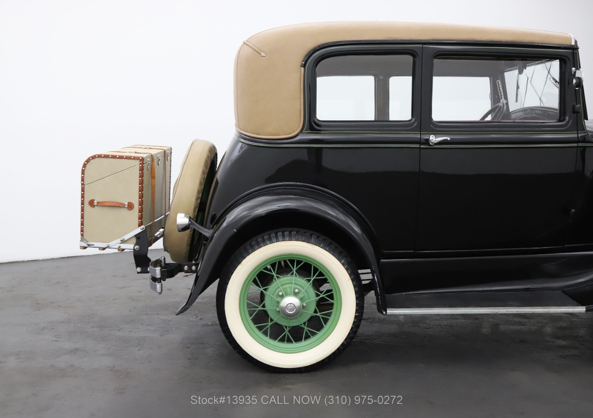 Used 1931 Ford Model A Victoria  | Los Angeles, CA