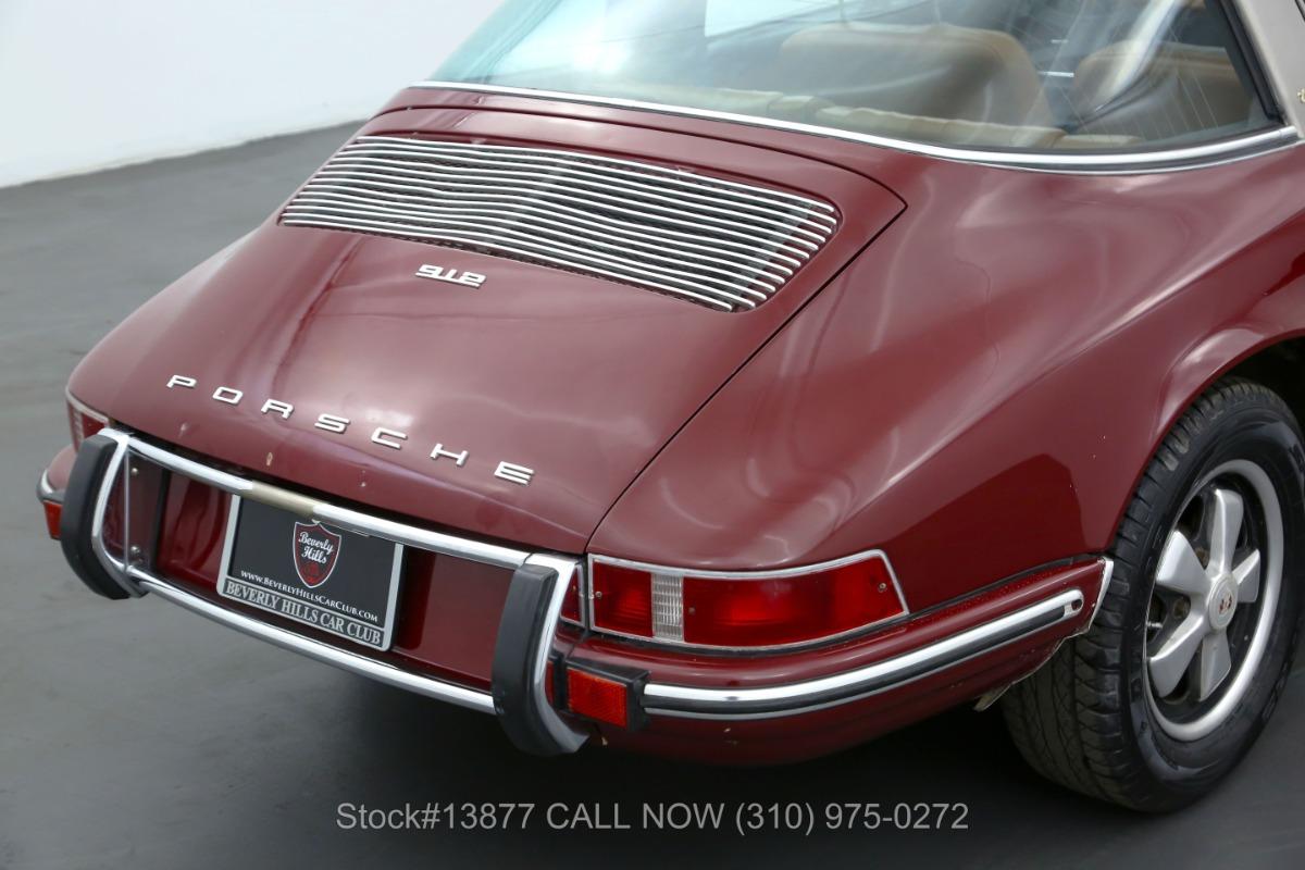 Used 1969 Porsche 912 Targa | Los Angeles, CA