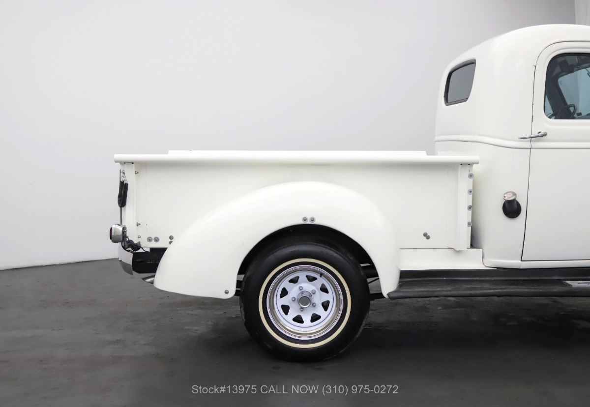 Used 1941 Chevrolet Master Deluxe Pickup   Los Angeles, CA