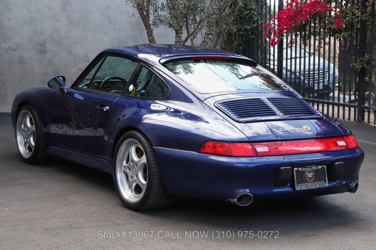 Used 1996 Porsche 993 Carrera 4S Coupe | Los Angeles, CA