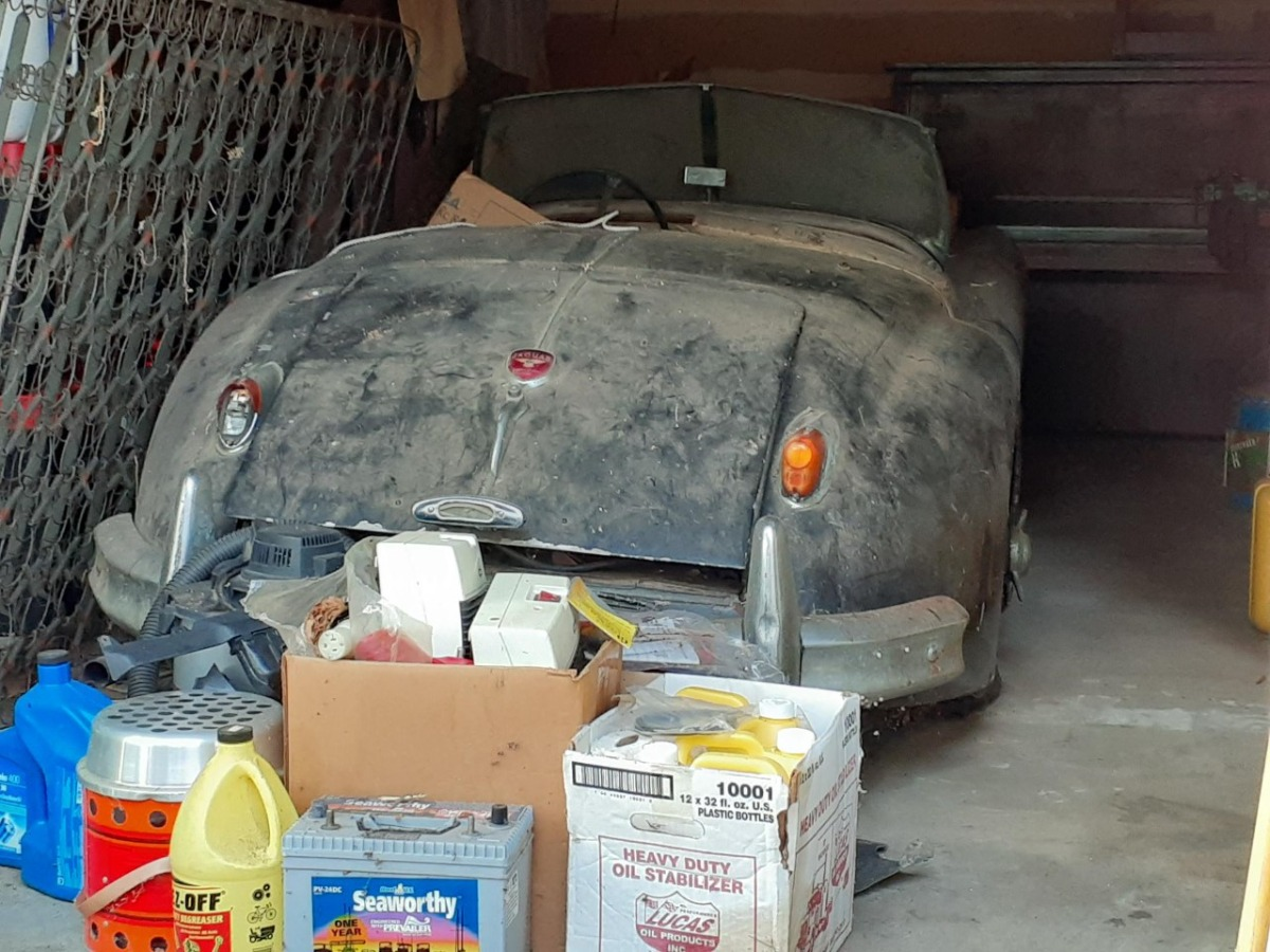 Used 1955 Jaguar XK140MC Roadster | Los Angeles, CA