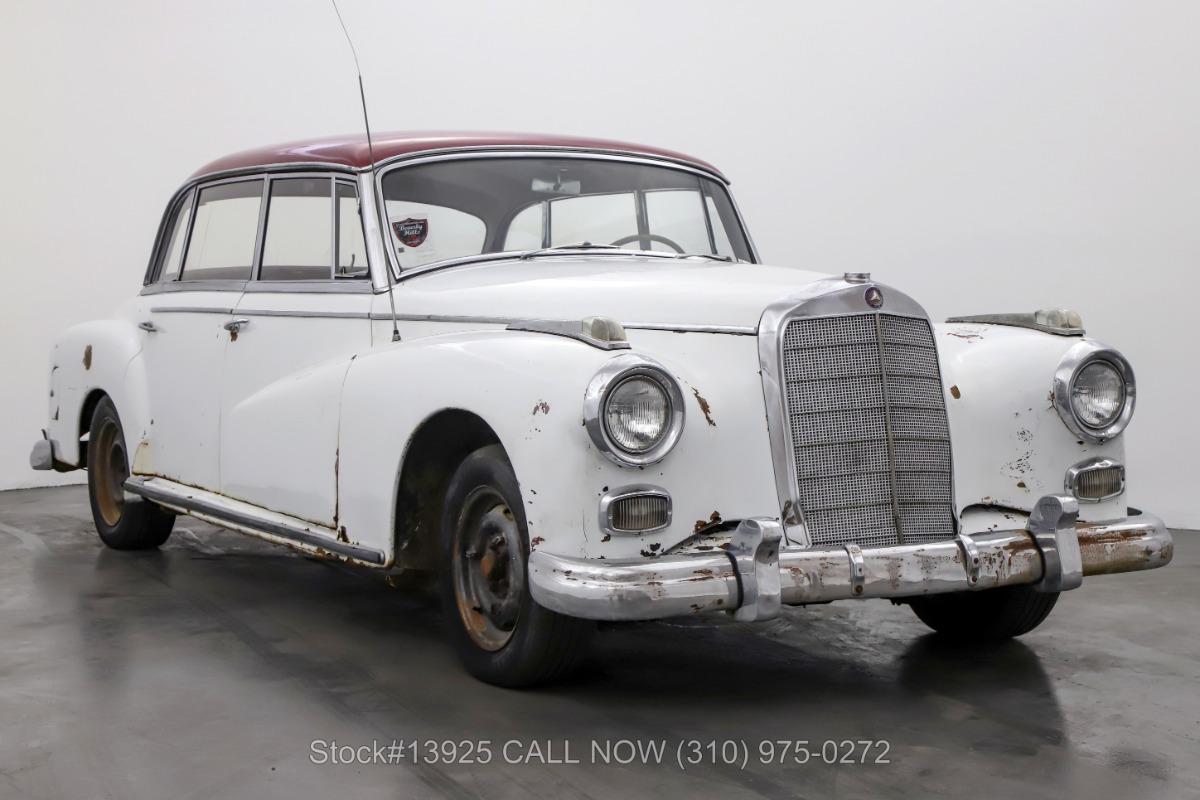 1962 Mercedes-Benz 300d Adenauer