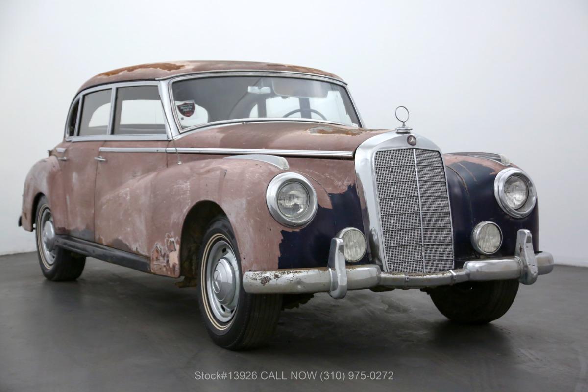 1953 Mercedes-Benz 300B Adenauer