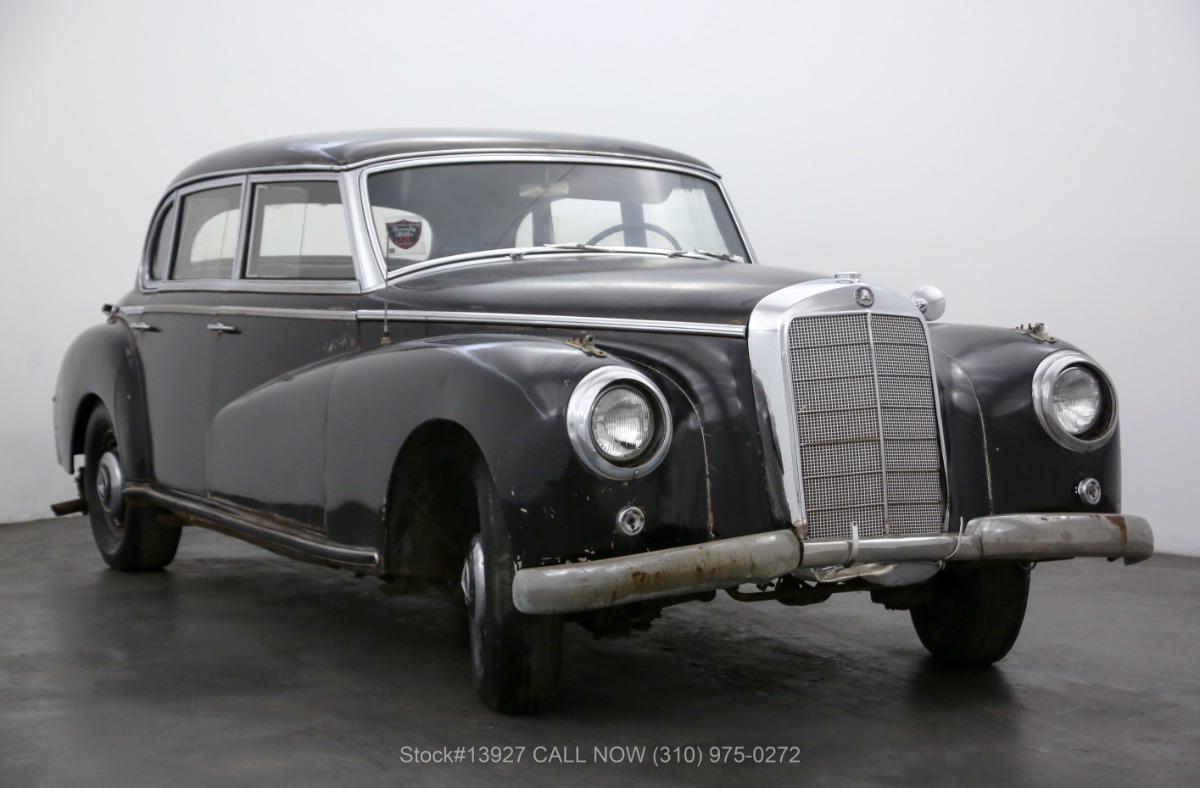 1952 Mercedes-Benz 300B Adenauer