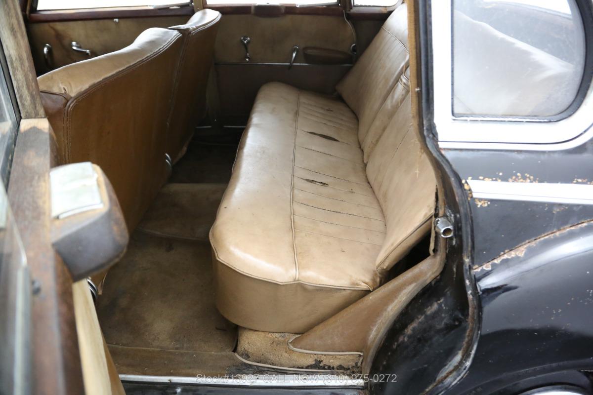 Used 1952 Mercedes-Benz 300B Adenauer | Los Angeles, CA
