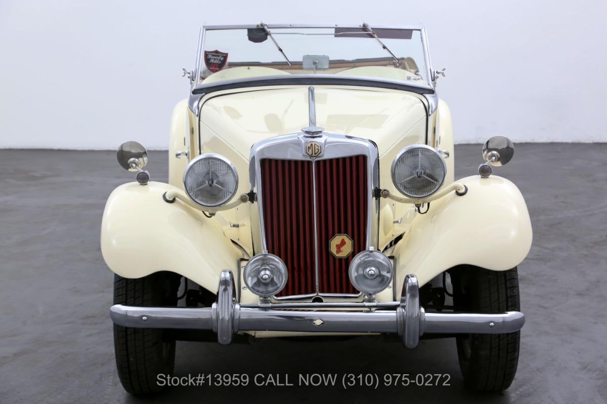 Used 1952 MG TD    Los Angeles, CA