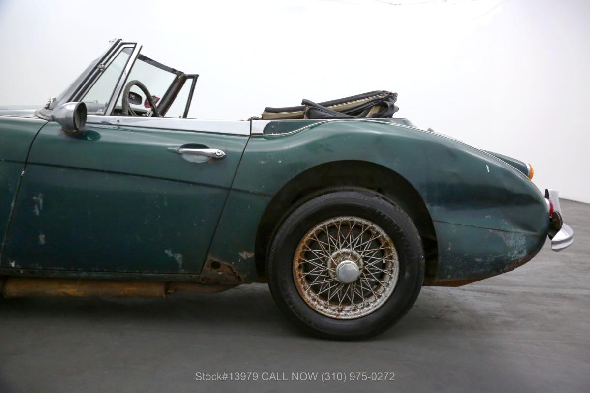 Used 1965 Austin-Healey 3000 BJ8 Convertible Sports Car | Los Angeles, CA