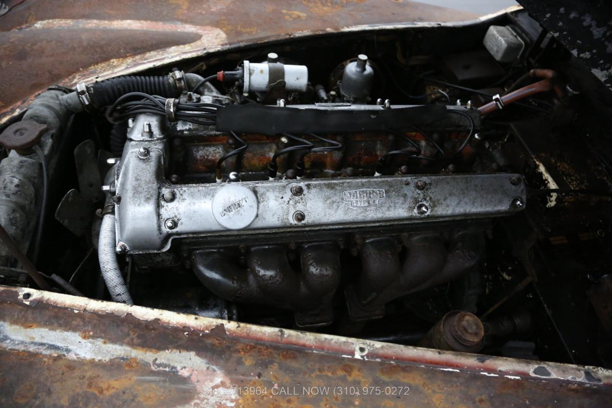 Used 1955 Jaguar XK140MC Drophead Coupe   Los Angeles, CA
