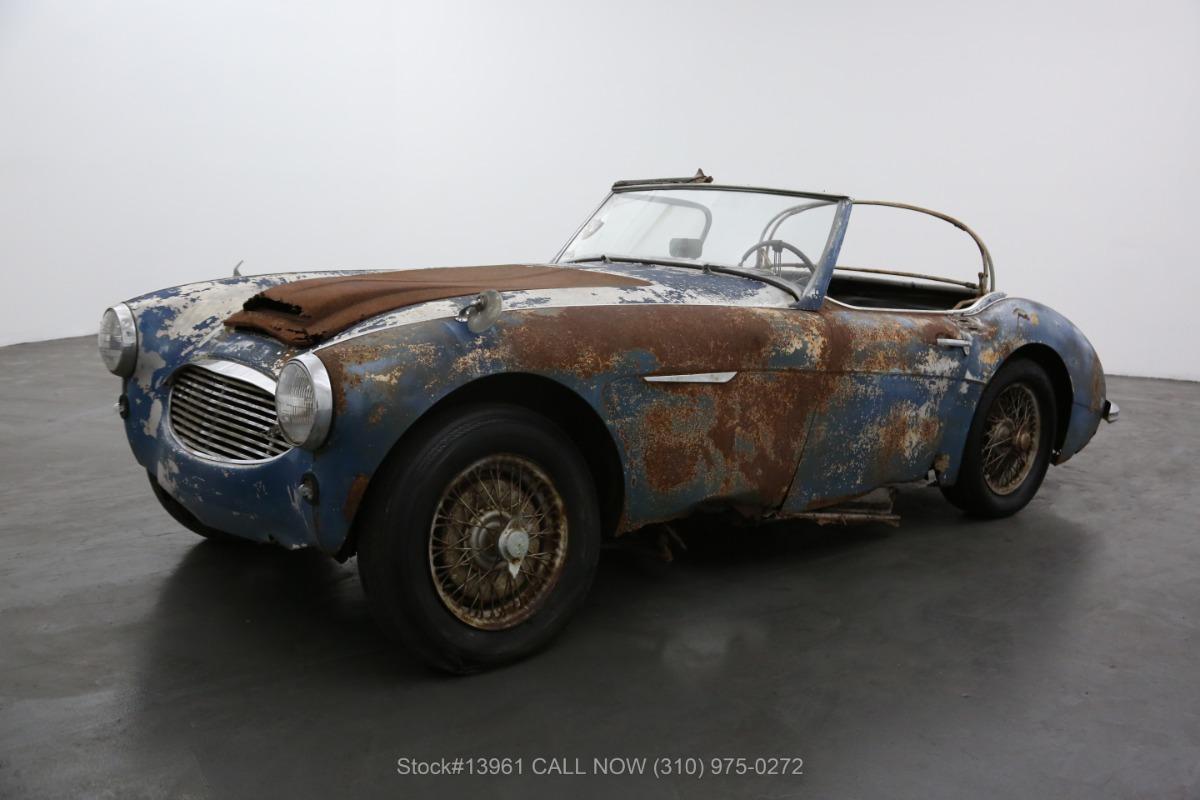 Used 1958 Austin-Healey 100-6 BN4 Convertible Sports Car | Los Angeles, CA