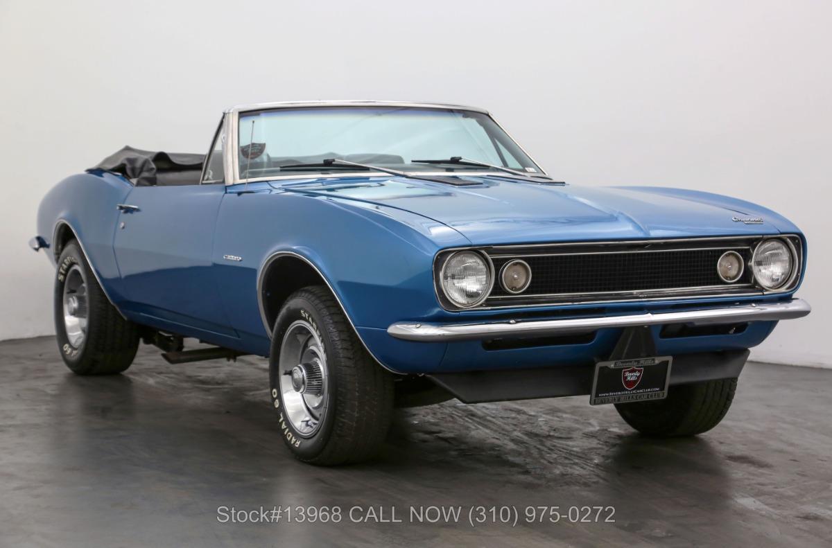 1967 Chevrolet Camaro Convertible SS Tribute