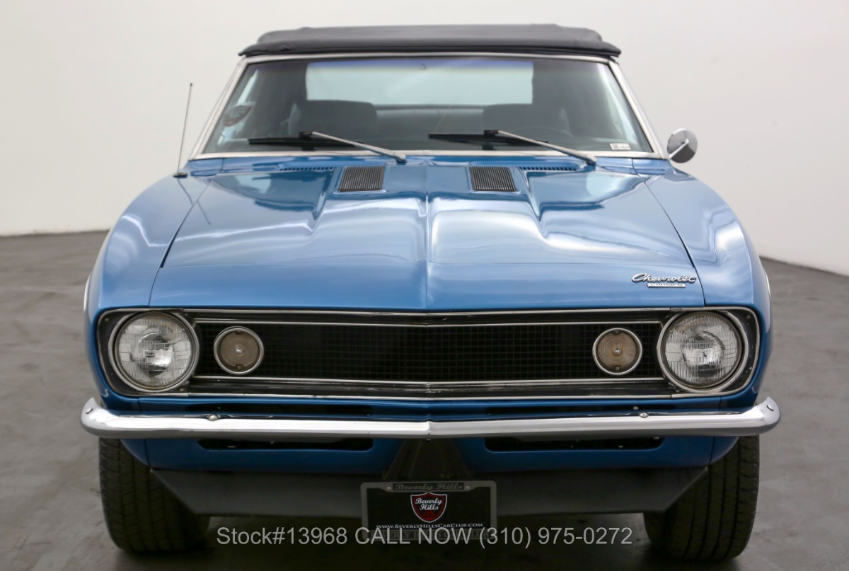 Used 1967 Chevrolet Camaro Convertible SS Tribute | Los Angeles, CA
