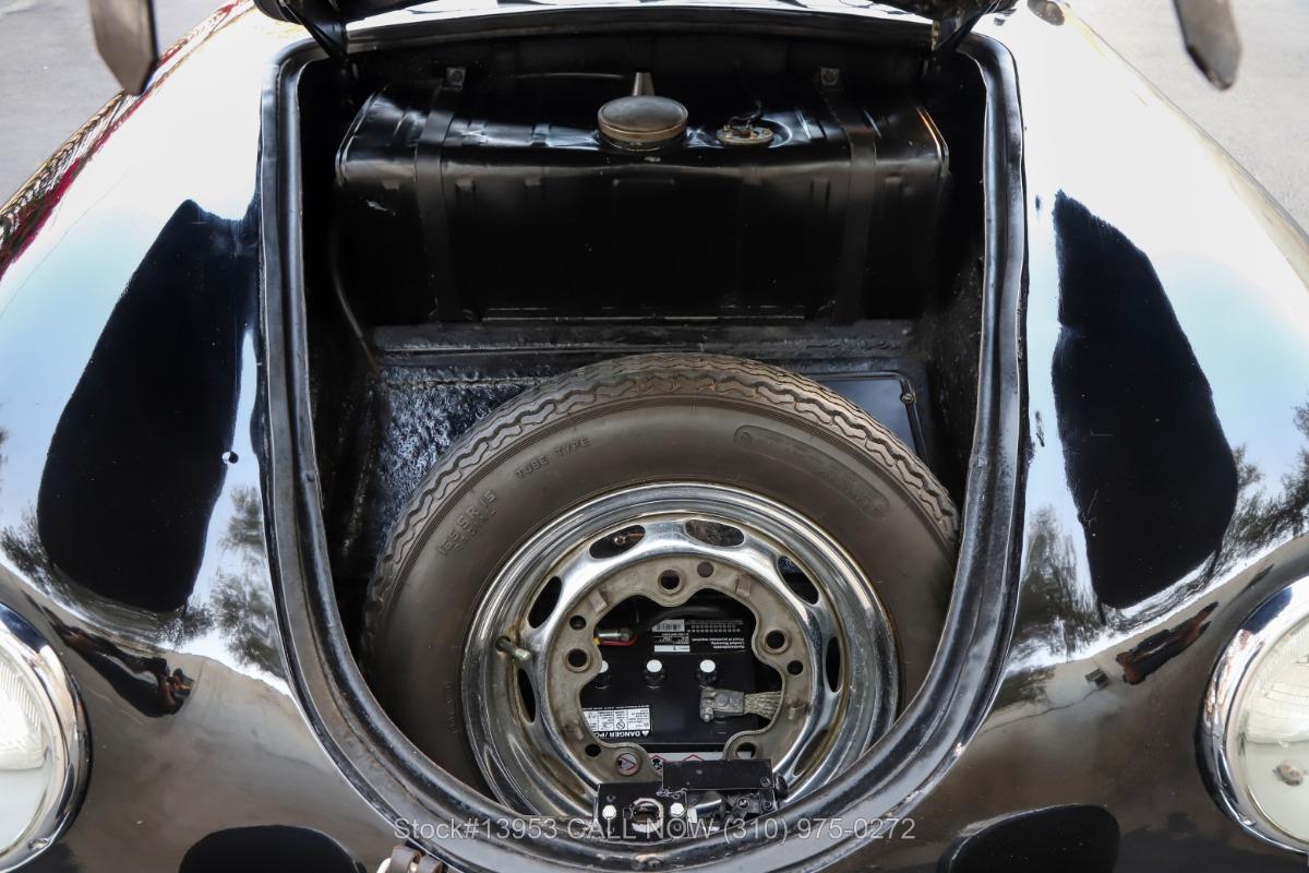 Used 1957 Porsche 356A Speedster | Los Angeles, CA