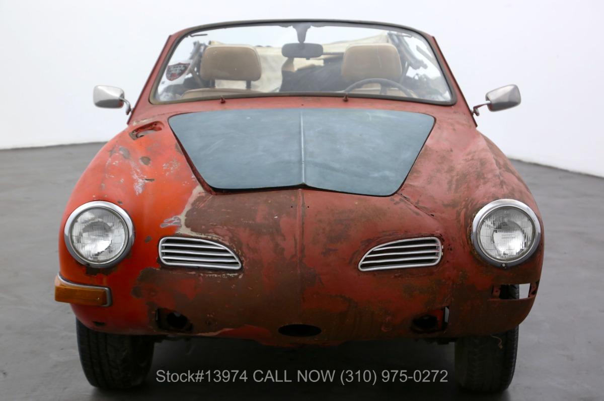 Used 1973 Volkswagen Karmann Ghia Convertible   Los Angeles, CA