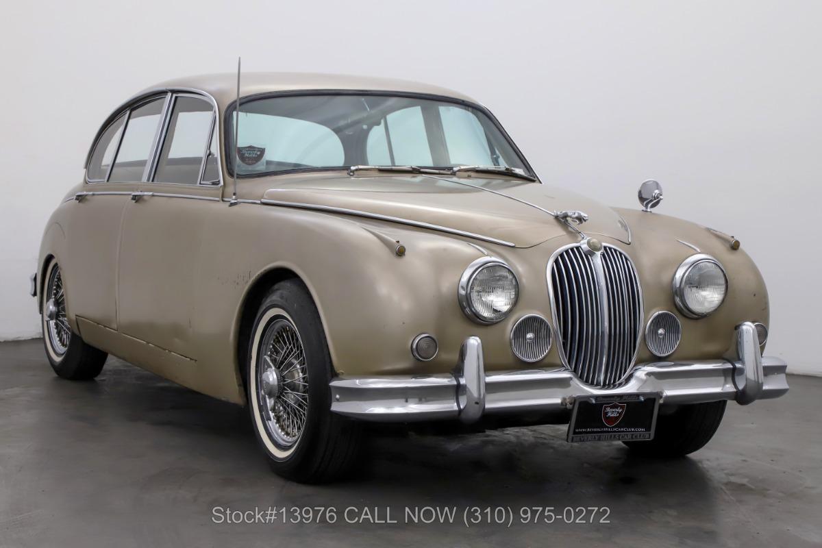 1963 Jaguar MK II 3.8