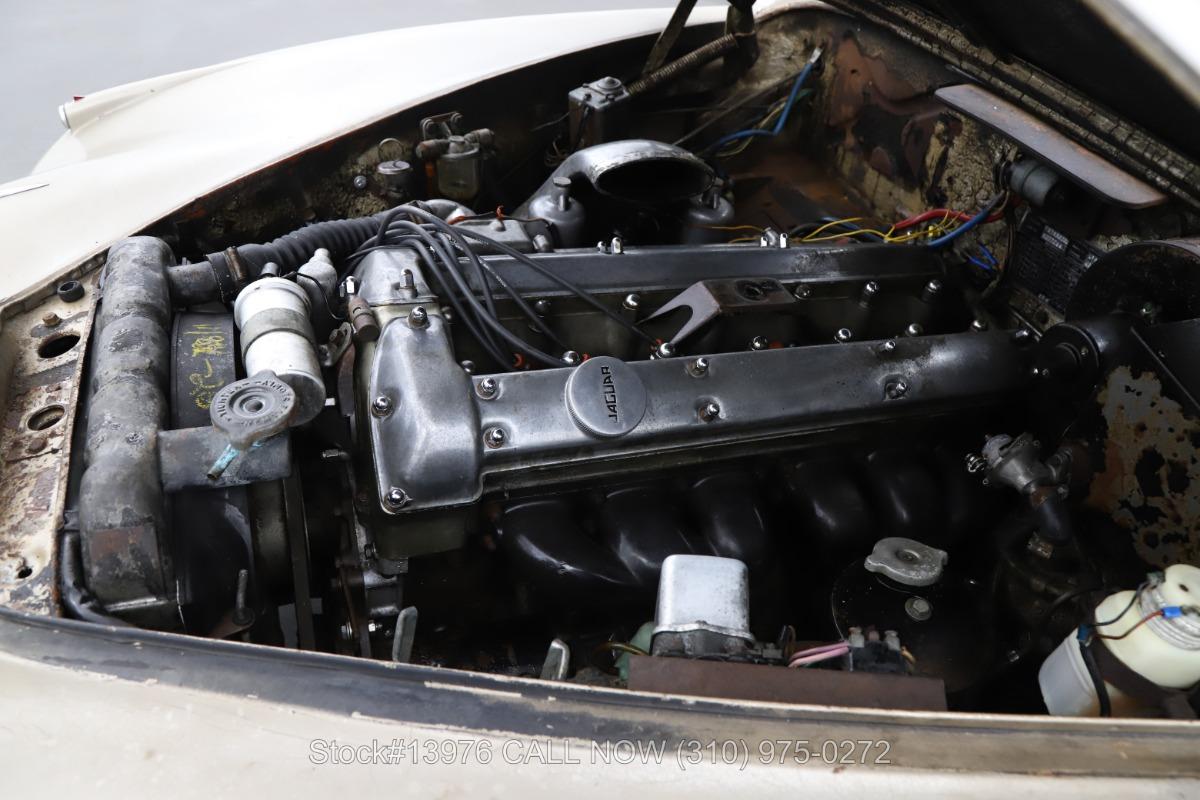 Used 1963 Jaguar MK II 3.8    Los Angeles, CA