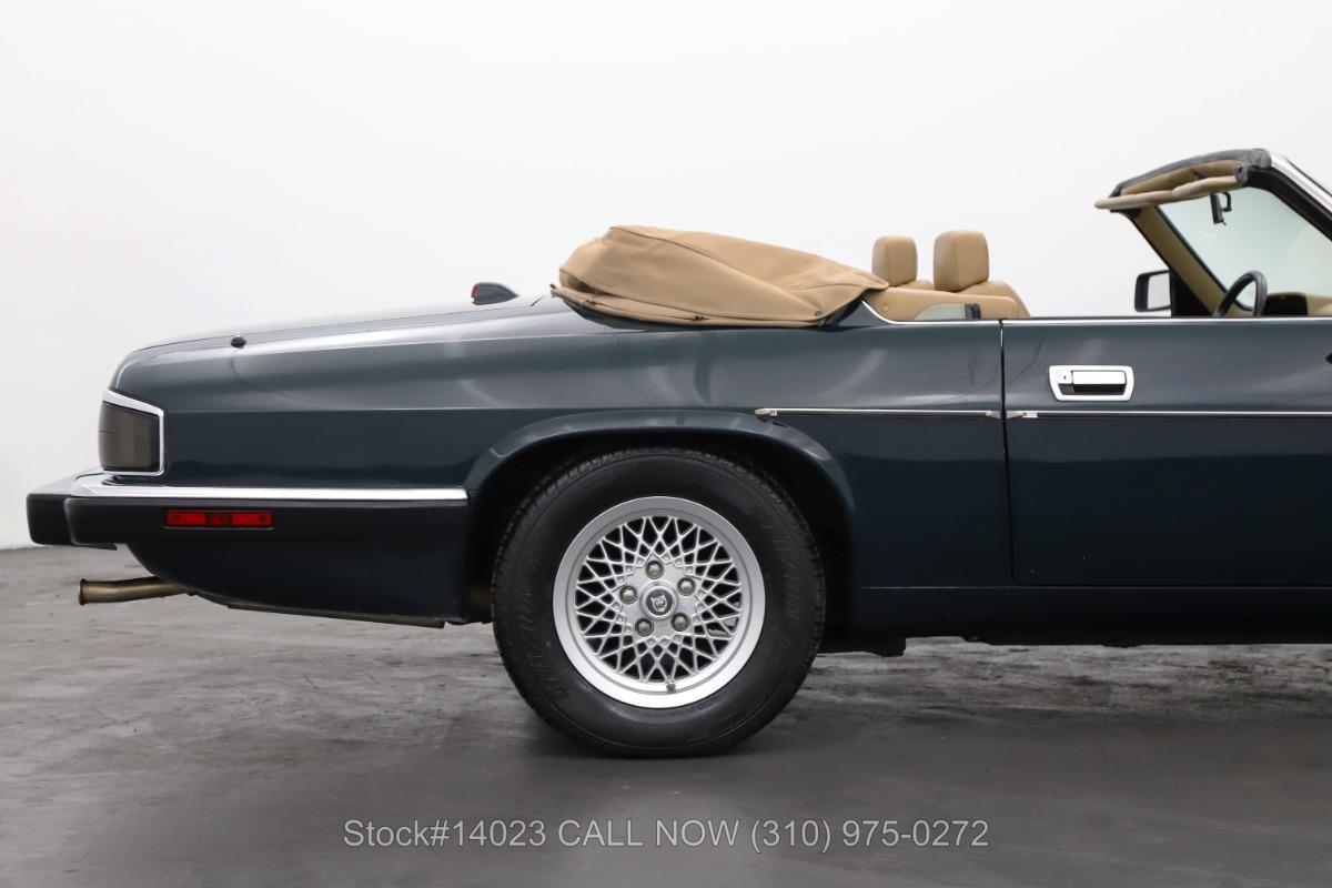 Used 1993 Jaguar XJS Convertible | Los Angeles, CA