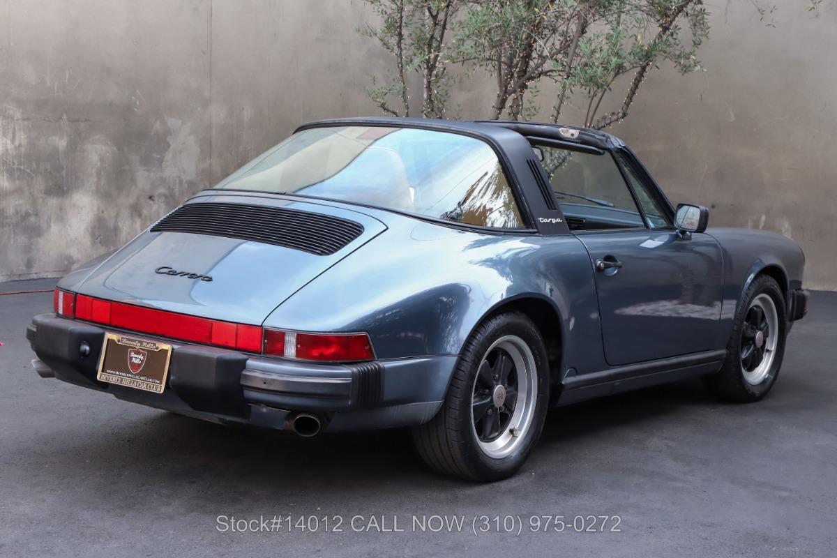 Used 1988 Porsche Carrera Targa | Los Angeles, CA