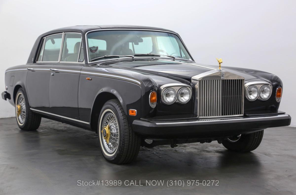 1976 Rolls Royce Silver Shadow Long Wheel Base