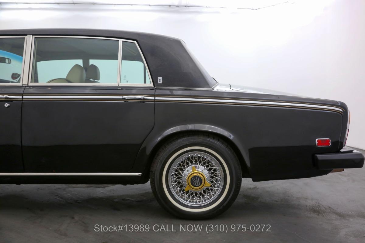 Used 1976 Rolls Royce Silver Shadow Long Wheel Base   Los Angeles, CA