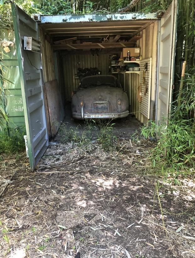 1958 Jaguar XK150S Roadster