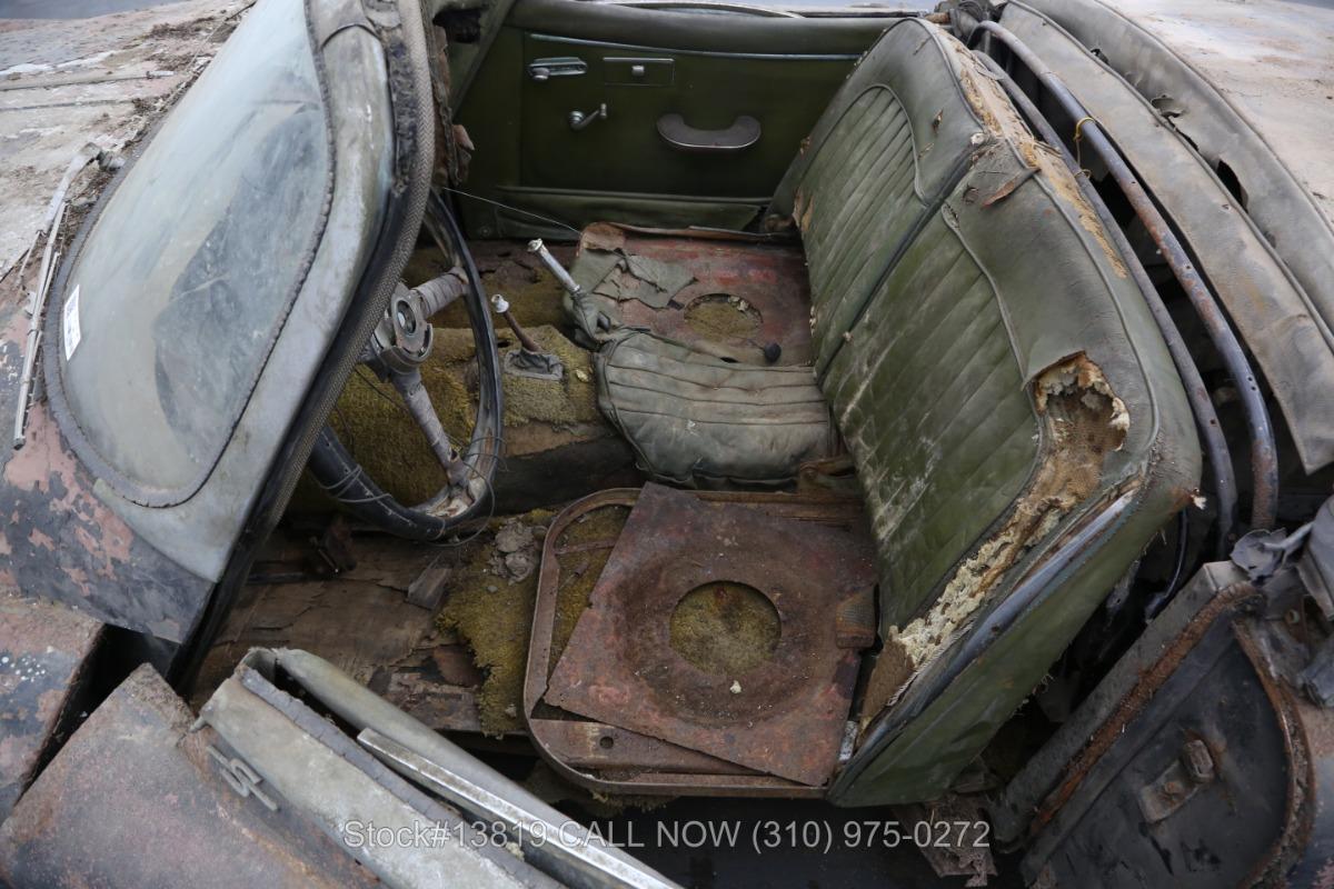 Used 1958 Jaguar XK150S Roadster | Los Angeles, CA