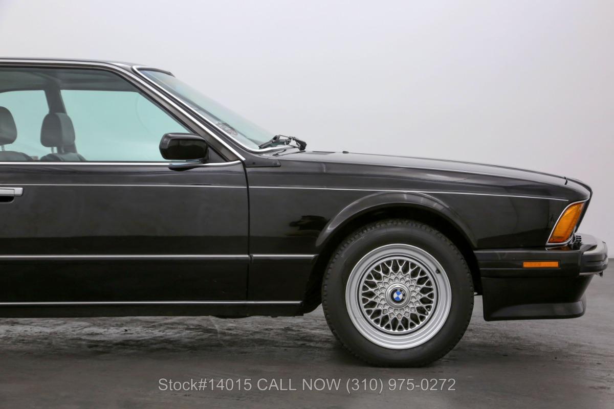 Used 1988 BMW M6    Los Angeles, CA