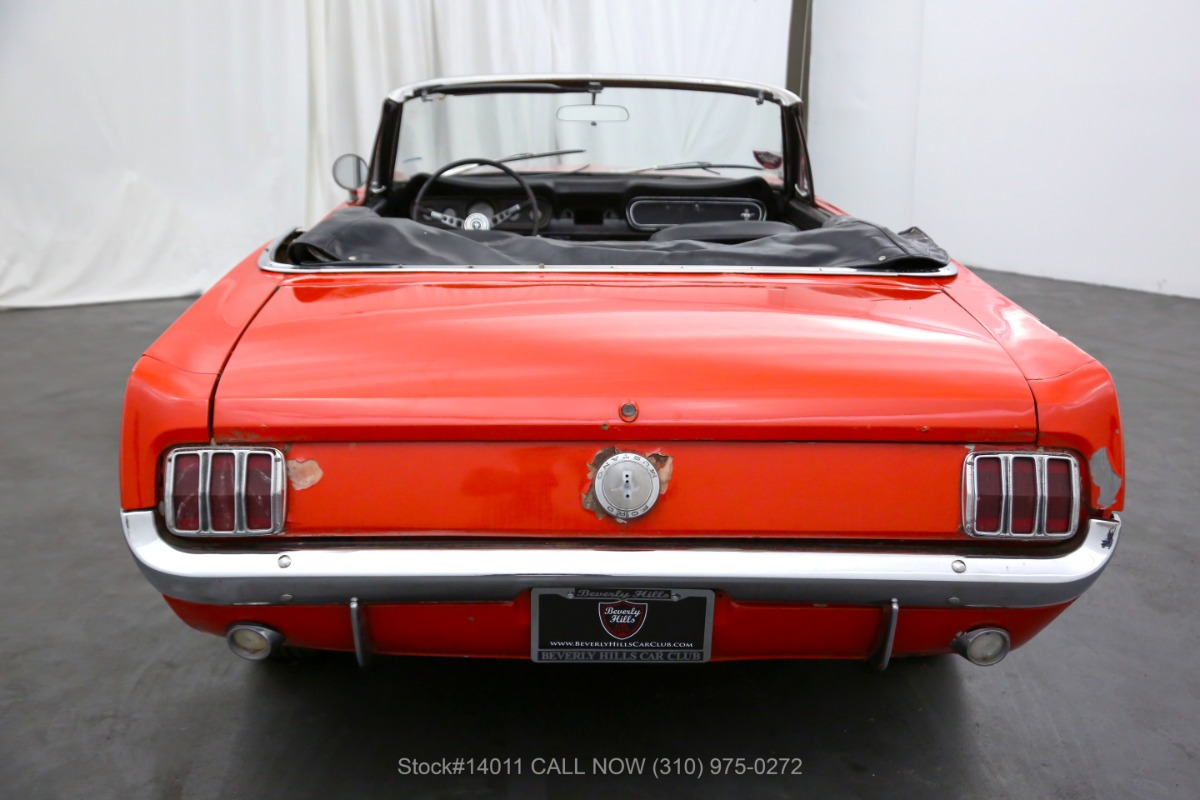 Used 1966 Ford Mustang Convertible   Los Angeles, CA