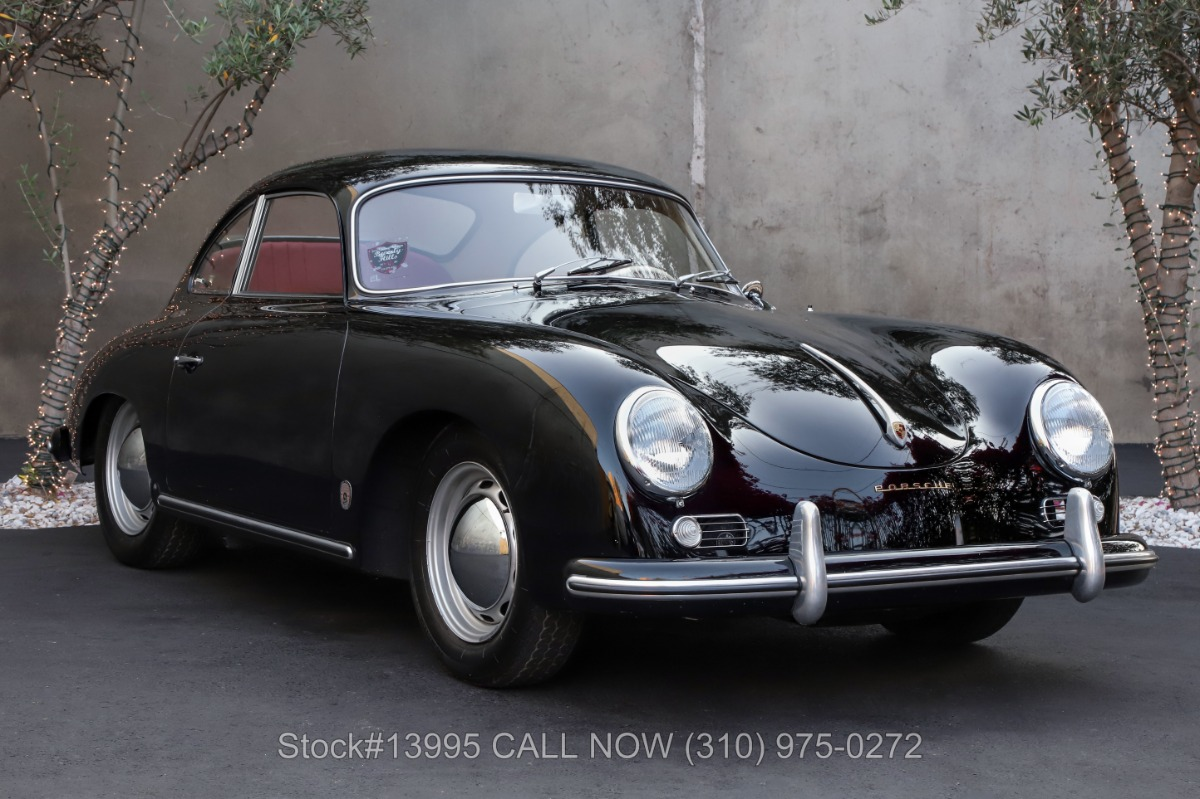 Used 1956 Porsche 356A Coupe   Los Angeles, CA