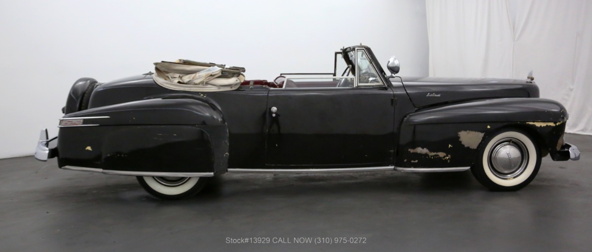 Used 1942 Lincoln Continental Convertible | Los Angeles, CA