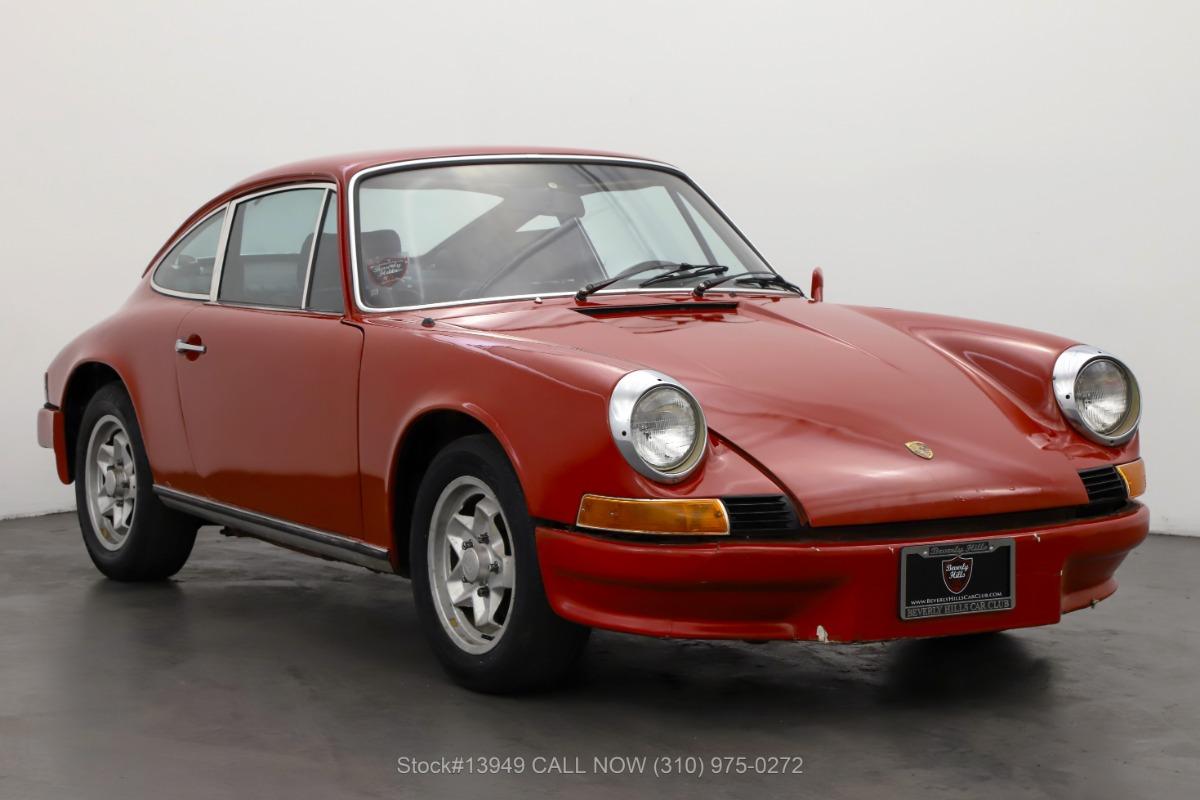 1973 Porsche 911E Coupe
