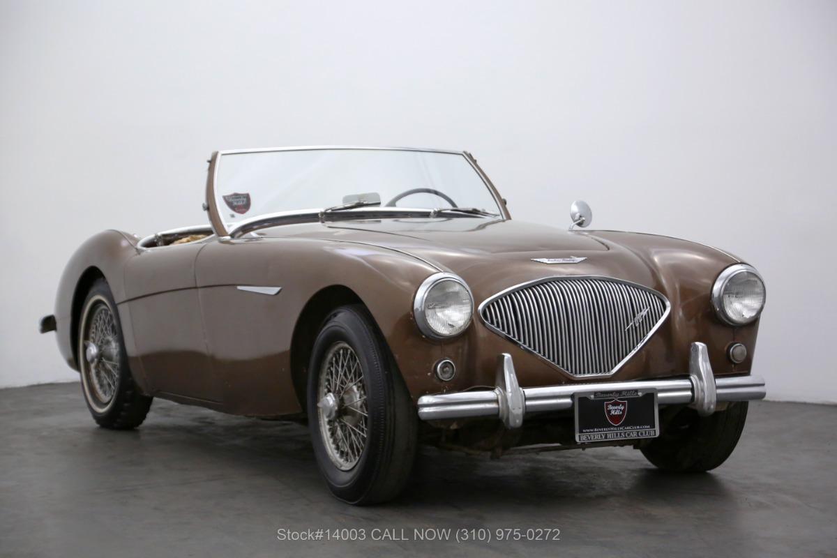 1956 Austin-Healey 100-4 BN2 Convertible Sports Car