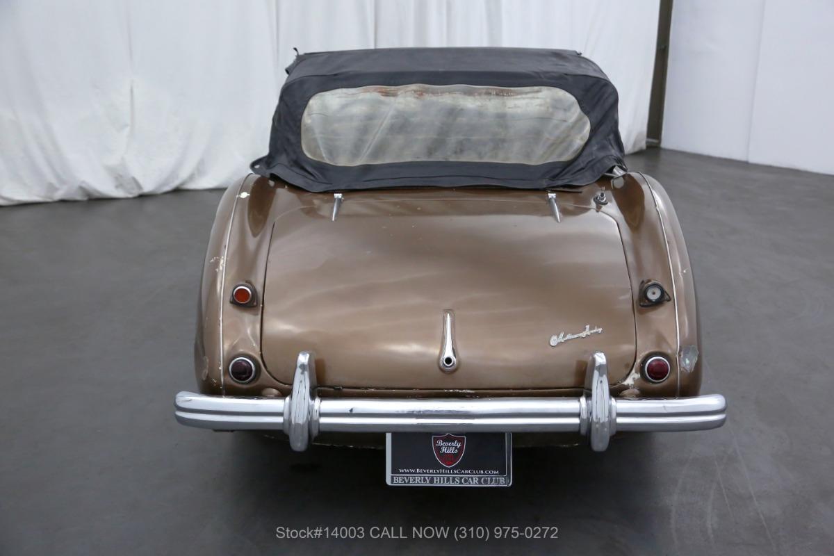 Used 1956 Austin-Healey 100-4 BN2 Convertible Sports Car | Los Angeles, CA