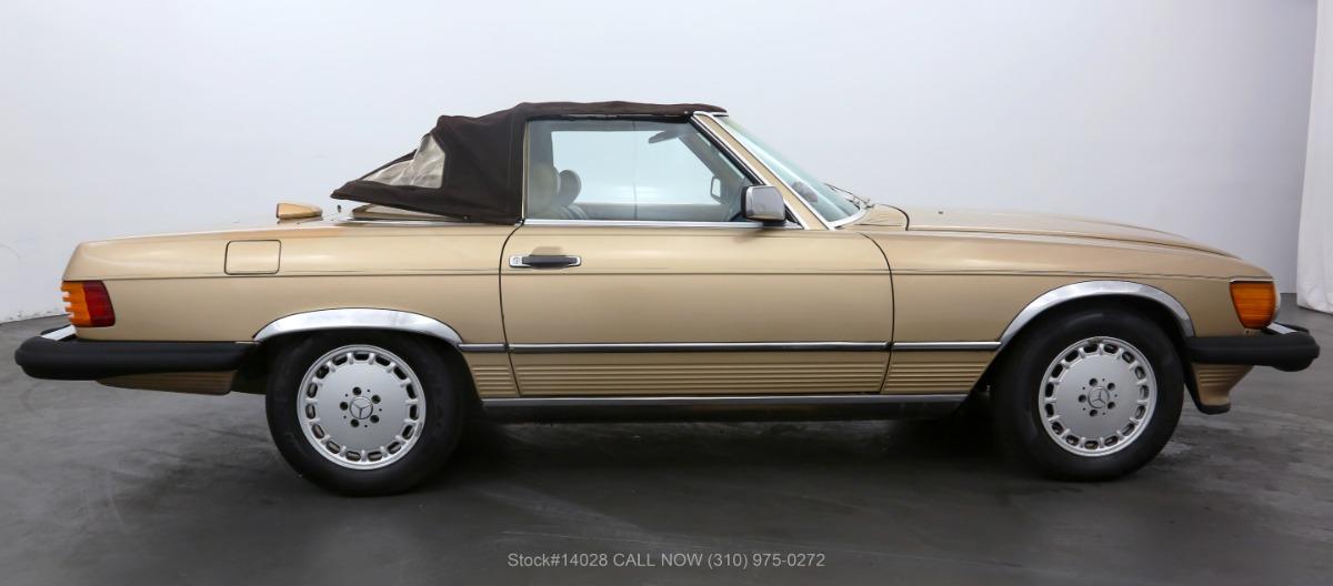 Used 1986 Mercedes-Benz 560SL    Los Angeles, CA