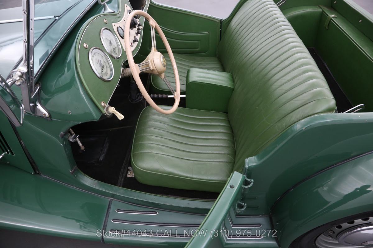 Used 1952 MG TD  | Los Angeles, CA