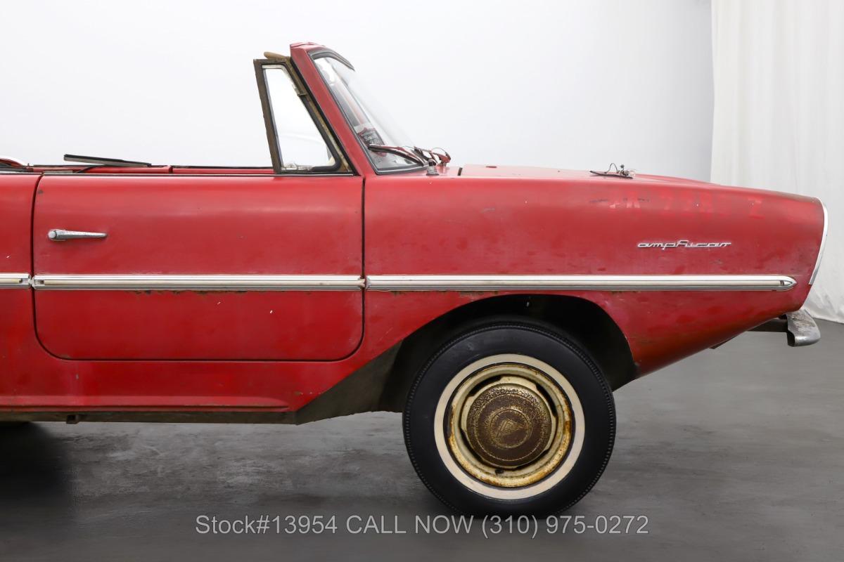 Used 1968 Amphicar 770 Convertible | Los Angeles, CA